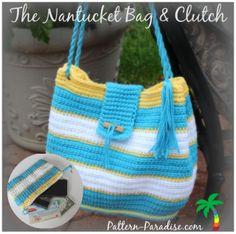 The Nantucket Bag & Clutch
