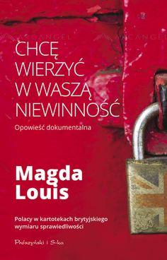 Chcę wierzyć w waszą niewinność – Magda Louis Personalized Items