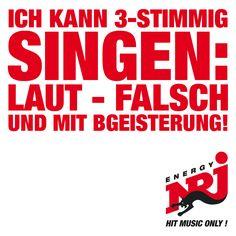 Singen.