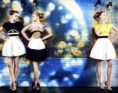Celia Kritharioti fashion designer | Living Postcards - The new face of Greece