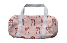 Icon Duffle in Pink – NYLON SHOP