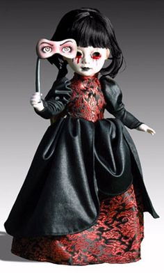Living Dead Dolls Series 16 Isabel Doll