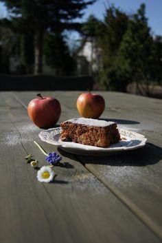 Ciasto marchewkowo-gryczane