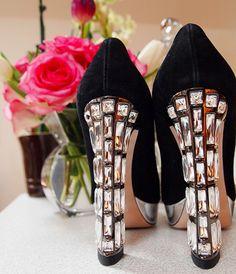 #MiuMiu #Crystal #Heels #Shoes