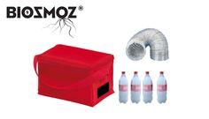 matériel pour fabriquer un climatiseur passif
