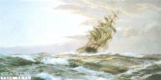 Montague Dawson - Artist Details and Print Database