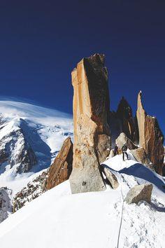wnderlst:  Chamonix France   Cedric Bernardini