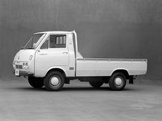 Toyota Hiace Truck (PH10) '1967–77