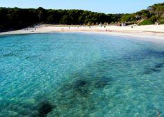 S'Amarador beach Mallorca