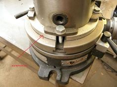 Chuck Adaptor Plate by Captainleeward -- Chuck Adapter Plate. Milling Machine, Machine Tools, Engineering Tools, Metal Working Tools, Homemade Tools, Wheelbarrow, Kitchen Aid Mixer, Plates, Maker Shop