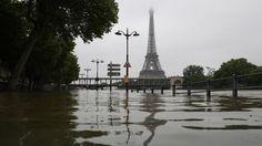 Cierran el museo del Louvre por la mayor crecida del río Sena en tres décadas | El Puntero