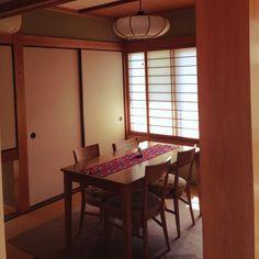 和室/和風カフェ/和風/部屋全体/日本家屋/和ダイニング…などのインテリア実例 - 2015-05-13 09:47:44   RoomClip(ルームクリップ)