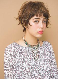 2016春夏ショートヘアカタログ|3大トレンド髪型をチェック! | 美人部