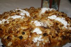 Biscuits, Portuguese Recipes, Christmas Baking, Christmas Recipes, Relleno, Banana Bread, French Toast, Food And Drink, Pie