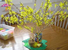 1000 Images About Table Centerpiece Ideas For Fair Prom