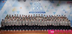 Mnet denies rumors stating they've banned eliminated trainees of 'Produce from interviews and ads You Are My World, Produce 101 Season 2, Interview, Ads, Youth, Kpop, Heart, Young Man, Young Adults