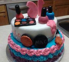 I really enjoyed making this cake