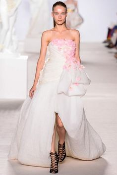 Giambattista Valli, Fall 2013 Couture