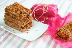ChilliBite.pl - motywuje do gotowania!: Chrupiące batony jabłkowe Krispie Treats, Rice Krispies, Banana Bread, Cooking, Cake, Food, Kitchen, Kuchen, Essen