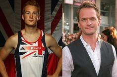 Olympic Dopplegangers- some are stupid, some are funny.  It's just for fun.
