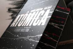 Resenha do livro Atômica: A Cidade Mais Fria, do autor Antony Johnston e ilustrado pelo Sam Hart, lançado pela Editora DarkSide Books.
