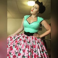 """Feeling very innovative with my #ootd choices today! Wearing my #maryblair #lipsandroses #Jenny over my mint Heidi dress, both from the fantastic…"""