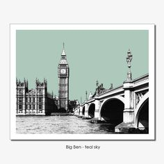 Image result for big ben photo print