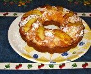 Apple Mascarpone Cake