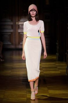 Sonia Rykiel Spring 2014 Ready-to-Wear Fashion Show