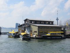 Water Taxi Rotterdam, Holland, Photo by J.F.Keppels