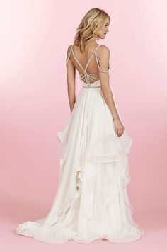 29 Spaghetti Strap Backless Dresses For Summer 2015