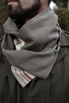F/W Very Unconventional Scarf - love it