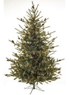 7.5' Rustic Cowboy Christmas Tree