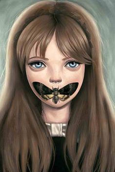 Ana Bagayan...Very Silence of The Lambs