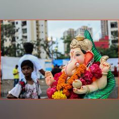 New pin for Ganpati Festival 2015 is created by by guruvashi with Ganpati bappa moryaa pudhcha varshi laukar yaa #ganpatibappa #ganpati #ganesha #ganesh #click_india_click #mumbaikar #mumbailove #mumbaidiaries  #times #lordganesh #gajanana #awesome