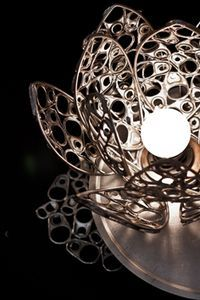 soda can tabs lamps
