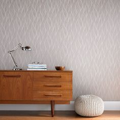 Sway Beige & Mocha Wallpaper - Brown Floral Wall Coverings by Graham & Brown | Graham & Brown
