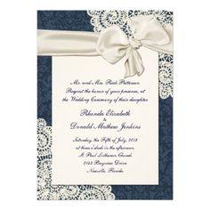 13 best vintage lace wedding invitations images invites bridal rh pinterest com