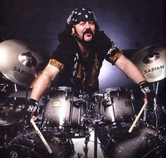 Drummerworld: Vinnie Paul was probably my BIGGEST inspiration as a player. Hollywood Undead, Pierce The Veil, Slipknot, Linkin Park, Gi Joe, Music Is Life, My Music, Paul Abbott, Bedtime Music