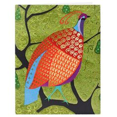 Earle: Partridge in a Pear Tree Holiday Cards - Holiday Cards - Holiday - The Met Store