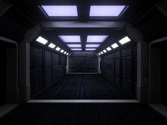 Corridor by Najadgr8t1.deviantart.com on @DeviantArt