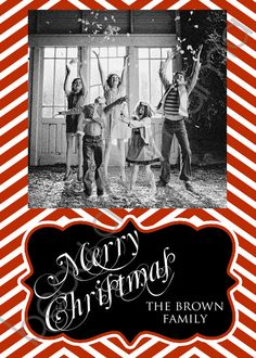 """#Christmas card  Still too """"posed"""" for me, but I love how fun it looks"""