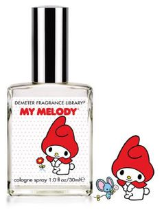 My Melody perfume?!?!?!?!  NO WAY!