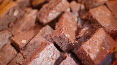 >> Brownie de Chocolate sem Farinha - Faça Brownies em 15 minutos! <<