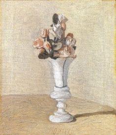 Flowers - Giorgio Morandi - The Athenaeum