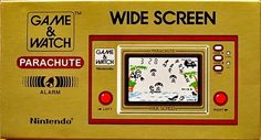Game&Watch PARACHUTE