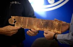 More than six decades since the discovery of the Dead Sea Scrolls, Israel put 5,000 images of the ancient biblical artifacts online in a partnership with Google. (AP)