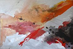"Saatchi Art Artist Margarita Garces; Painting, ""passage"" #art"
