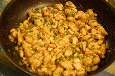 Mondi e Sapori: Gong Bao Ji Ding (o Kung Pao, Pollo alle arachidi) Bao, Cauliflower, Macaroni And Cheese, Vegetables, Ethnic Recipes, Cauliflowers, Mac And Cheese, Vegetable Recipes, Veggies