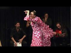 CASA PATAS, FLAMENCO EN VIVO 144 - INMACULADA ORTEGA - YouTube